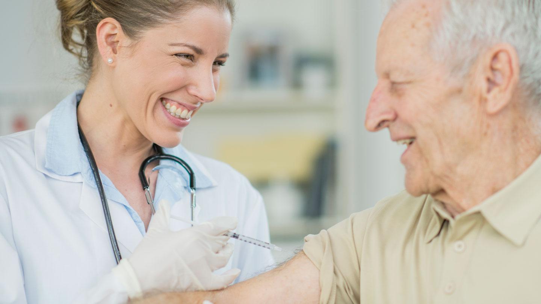 vaccination lunginflammation biverkningar